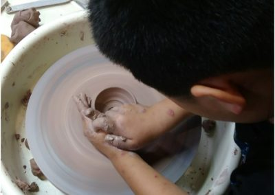 Kids Potters Wheel Image