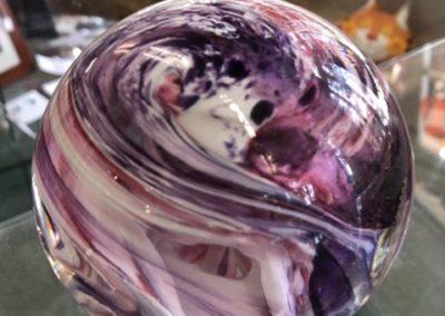 Blown Glass Figure