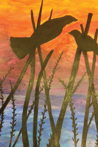 Painting-Birds
